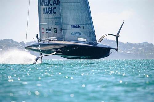America´s Cup World Series Auckland