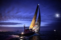 Foto Ricardo Pinto / Volvo Ocean Race